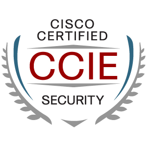 CCIE SECURITY LOGO